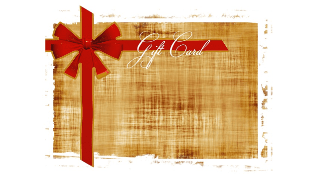 On Gift Cards and Sales Tax