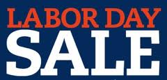 Shop Labor Day Sales for Great Deals!