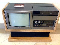 Betamax: high technology in 1976