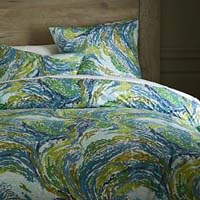 Organic Oasis Bedding Set