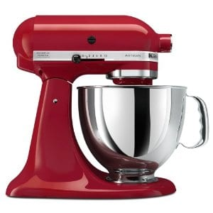 WIN a KitchenAid 5-Qt. Stand Mixer