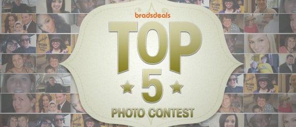 Top 5 photo contest