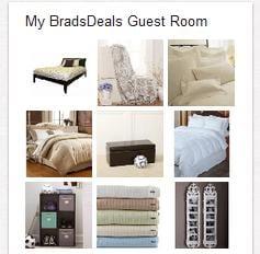 BradsDeals Pinterest Contest