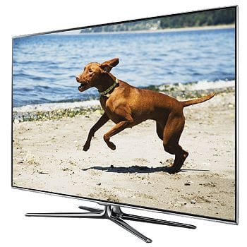 "Win a FREE 55"" Samsung Smart 3D LED HDTV!"