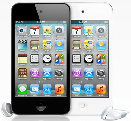 Win a FREE iPod Touch!