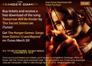 Free Hunger Games Song Download