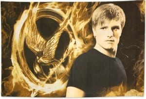 Peeta Pillowcase