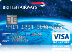 Chase British Airways Visa Bonus