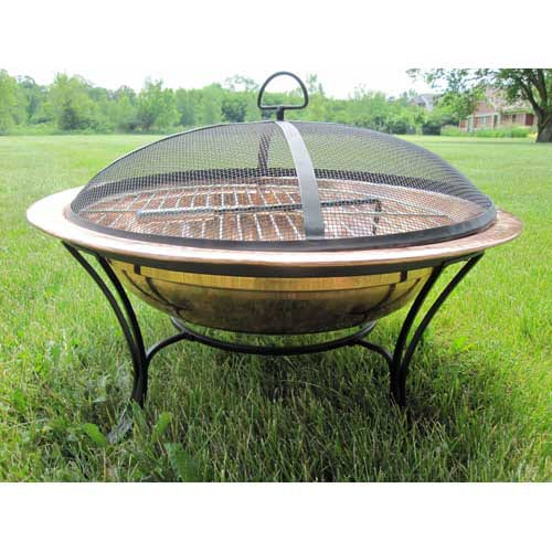 "Get Organized 30"" Fire Pit"