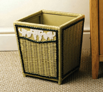 Michaels Waste Basket