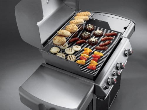 Weber Genesis S-330 3-Burner Natural Gas Grill