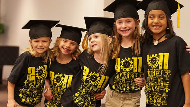 Three Ways to Throw the Perfect Kindergarten Graduation Party