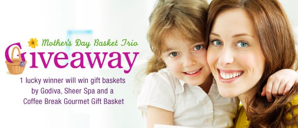 Mother's Day Gift Basket Giveaway!
