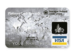 Pentagon Federal Platinum Rewards