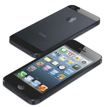 Enter to win an iPhone 5