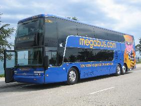 Megabus free seats promotion