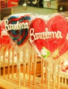 Barcelona Lollipops