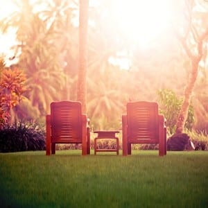 Summer Lawn Chairs