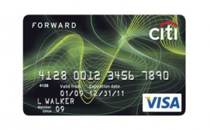 Citi Forward for Students Credit Card