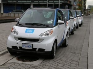 SmartCar Rental Car Row