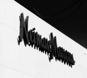 Neiman Marcus Store Front logo