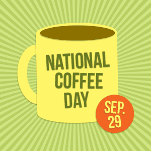 Brad's Deals National Coffee Day