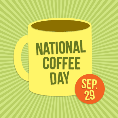 National Coffee Day Is September 29 Celebrate With A Free