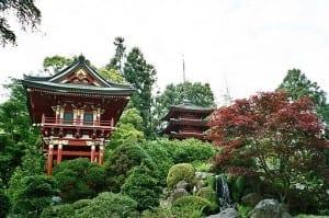 Japanese Tea Garden Golden Gate Park
