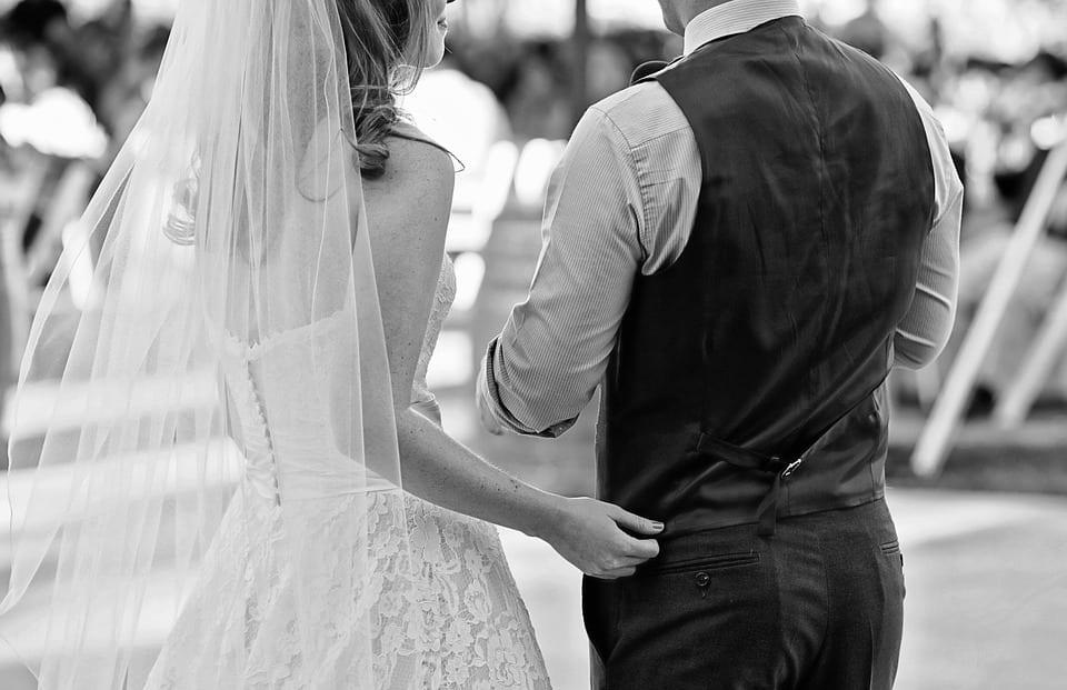 Unexpected frais de mariage