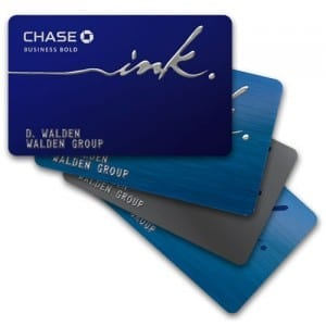 Chase Ink Credit Card Benefits