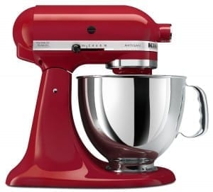 cheap-red-kitchenaid-mixer