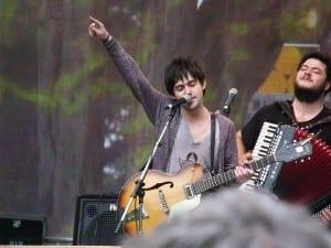 Free music festivals