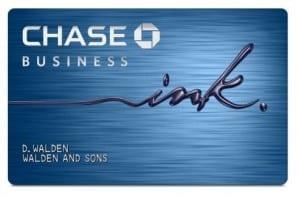 Chase Ink Plus Points Bonus