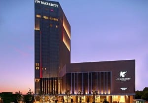Marriott Ankara Turkey