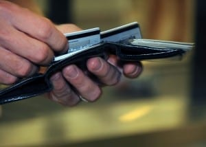 What to do about credit card fraud