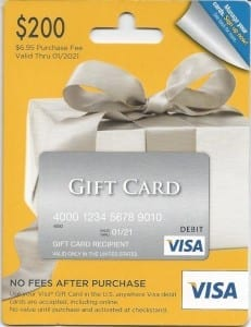 Buying Gift Cards for Credit Card Points