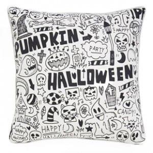 Halloween Accent Pillow
