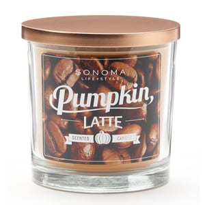Cheap Pumpkin Scented Candle