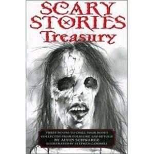 Scary Stories Treasury Book