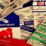 Save Your Boarding Passes & Get Free Stuff!