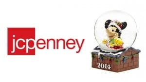 JCPenney to Offer a Second Chance for Free Disney Snow Globes This Weekend!