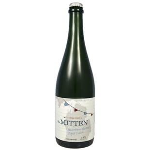 The Mitten Bourbon Aged Cider