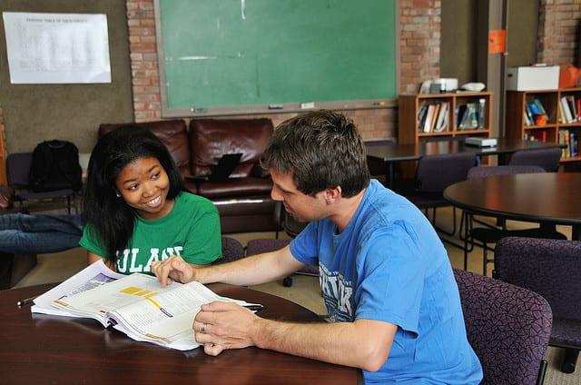 tutoring side job