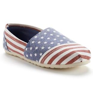 Cheap Patriotic Shoes