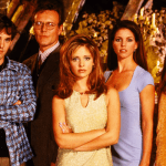 Frugal Friday Night: Binge-Watching Buffy with Bistek