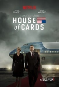 HBO's House of Cards, Friday night frugal at Brads Deals