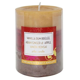 vanilla rum brulee candle, Friday night frugal at Brads Deals