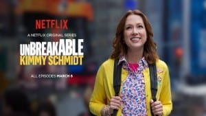 Frugal Friday Movie Night: Unbreakable Kimmy Schmidt & Olive Garden