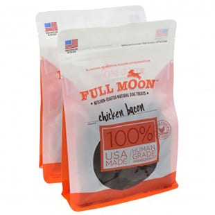 Full Moon Dog Treats