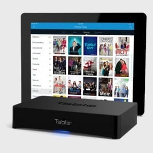 The Tablo DVR works with your mobile and streaming devices, too!